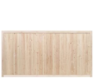Sliding Gate - Wooden